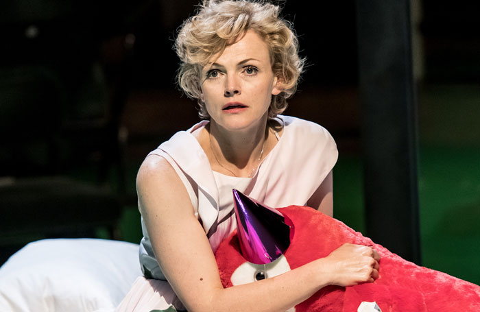 Maxine Peake in A Streetcar Named Desire, 2016. Photo: Manuel Harlan