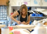 RADA's costume design course will be the only postgraduate design course to be continued. Photo: RADA