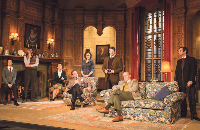 The Mousetrap. Photo: Helen Maybanks