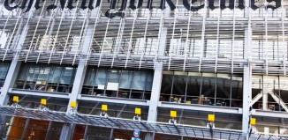 The New York Times offices. Photo: Shutterstock/Erika Cross