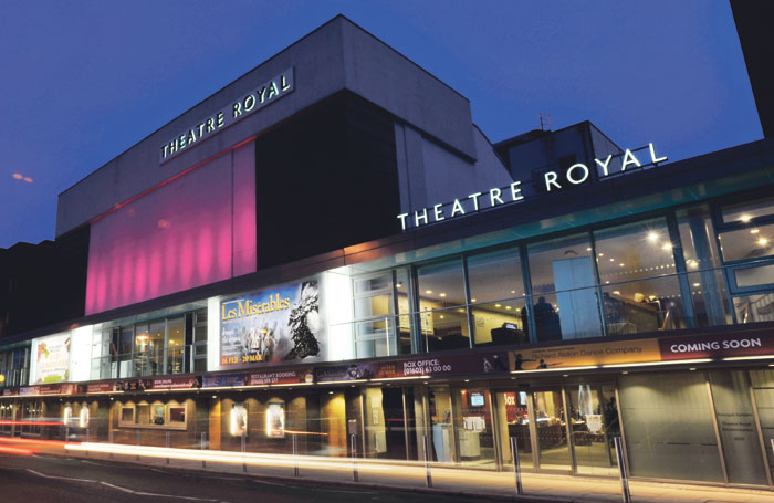 interview with peter wilson of norwich theatre royal