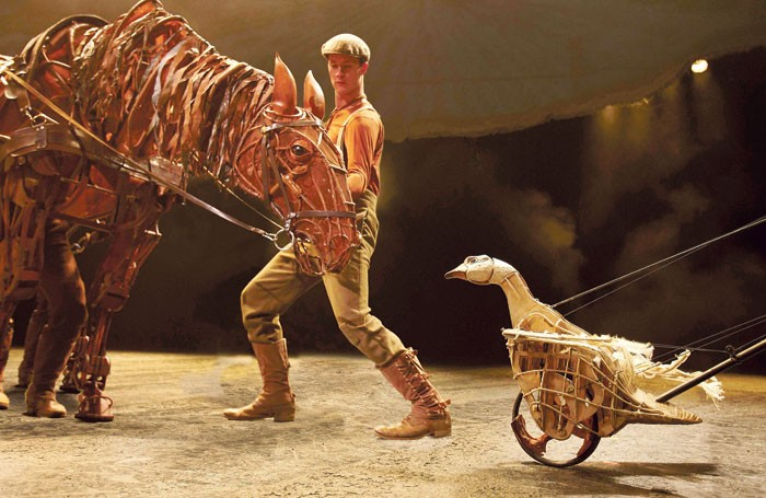 War Horse Puppets Fetch 163 68k At Auction News The Stage