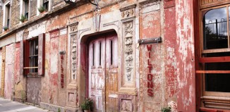 Wilton's Music Hall, one of the final recipients of the Urgent Repairs scheme. Photo: James Perry