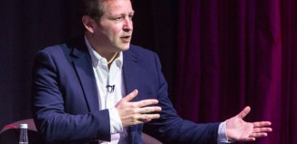 Former culture minister Ed Vaizey. Photo: Herb Kim