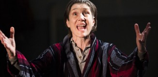 Harriet Walter in the lead role of Henry IV. Photo: Helen Maybanks