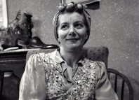 Jean Alexander as Hilda Ogden in Coronation Street. Photo: ITV