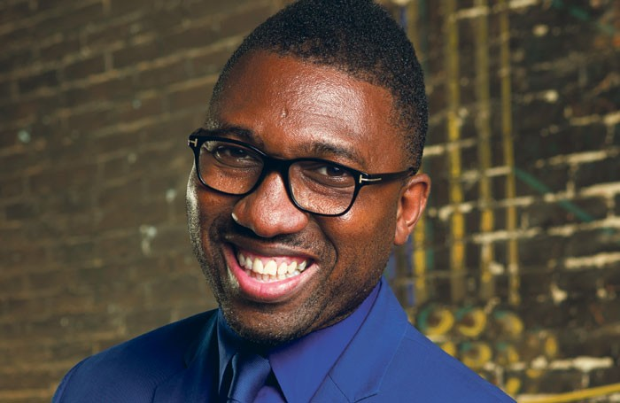 Kwame Kwei-Armah. Photo: Richard Anderson