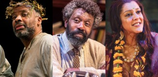 Don Warrington, Lenny Henry and Meera Syal will advise on the West End season. Photos: Jonathan Keenan/Manuel Harlan/Tristram Kenton