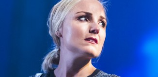 Kerry Ellis is to star in a new musical based on the story of Adam and Eve. Photo: Tristram Kenton