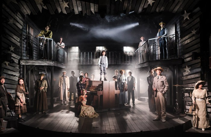 Ragtime review at Caring Cross Theatre, London