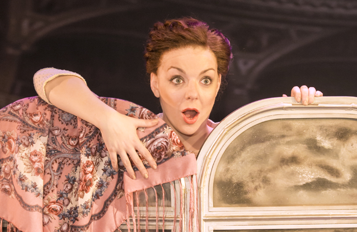 Sheridan Smith in Funny Girl, one of the shows available on ATG's new ticket site for students. Photo: Johan Persson
