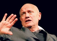Steven Berkoff. Photo: Tristram Kenton