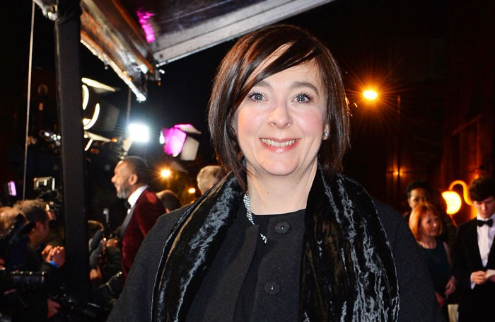 Vicky Featherstone. Photo: Dave Benett