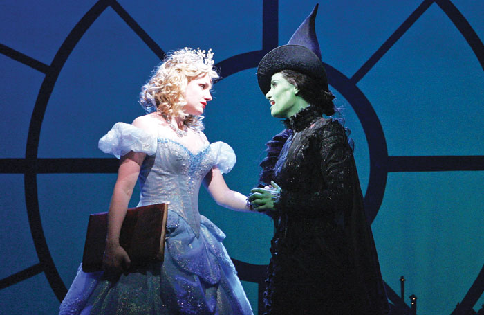 Stephen Schwartz wrote the music and lyrics for global hit Wicked. Photo: Tristram Kenton