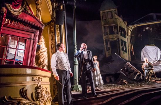 An Inspector Calls review: Stephen Daldry's classic production still speaks to the moment