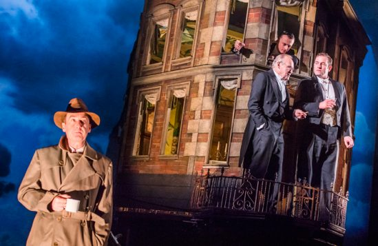 review of an inspector calls The message of dramatist jb priestley's an inspector calls might not be a subtle one but it is particularly pertinent, given the current crises modern society faces.