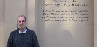 Matthew Abercrombie joins Theatre Royal Bury St Edmunds as theatre manager