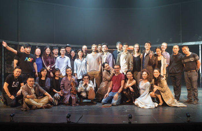 The Dreamer's cast and creatives