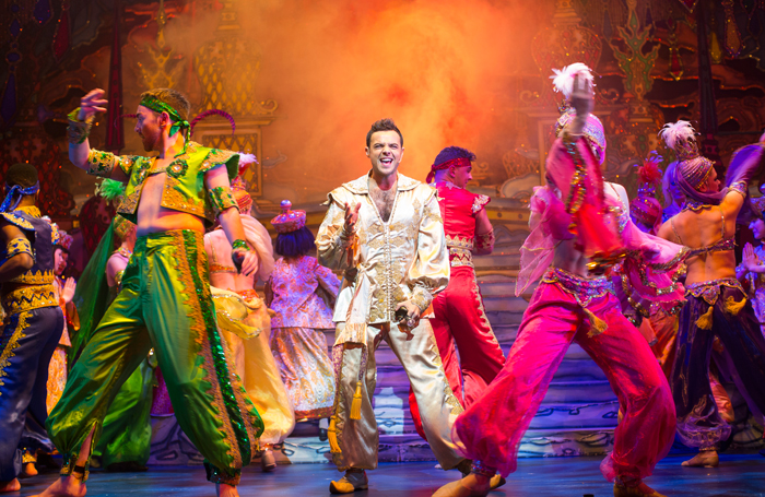 Aladdin review at Manchester Opera House