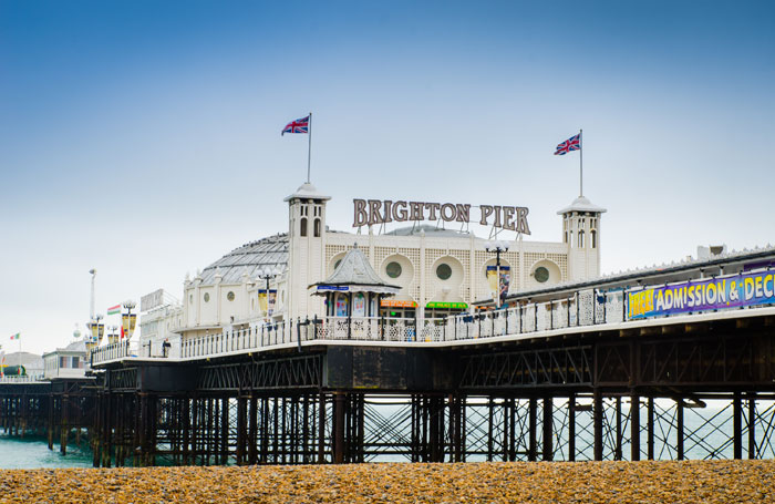Brighton Pier Photo: Steve Buckley