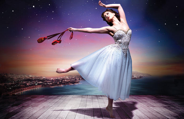 Ashley Shaw in The Red Shoes