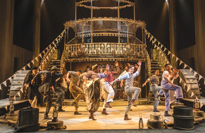 Cast of Show Boat at Sheffield Theatres. Photo: Johan Persson