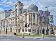 Bradford's Alhambra Theatre. Photo: Wikipedia