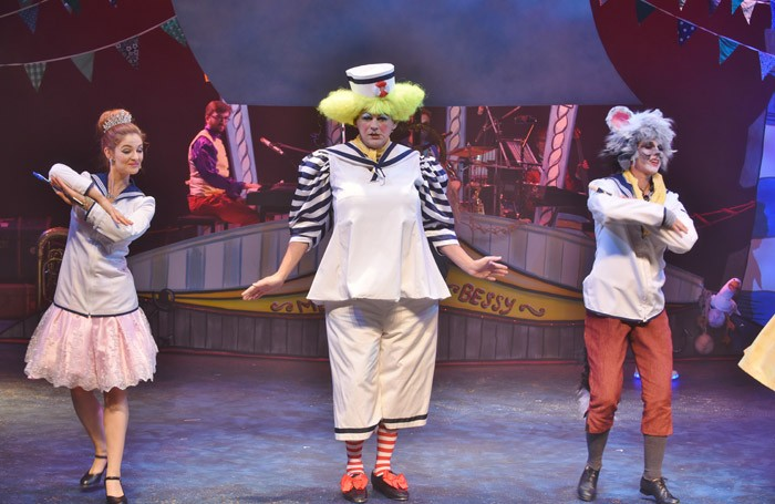 Dick Whittington review at Key Theatre, Peterborough – 'colourful and  clever'