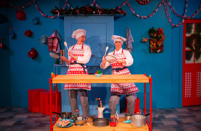 The Night After Christmas review at Tron Theatre, Glasgow