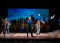 The Kite Runner has extended its run at the Playhouse Theatre and will tour the UK. Photo: Robert Workman