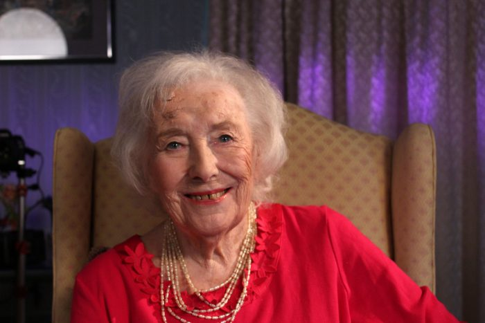 Vera Lynn's life will be celebrated in a new programme. Photo: Liz Mills/BBC/Captive Minds