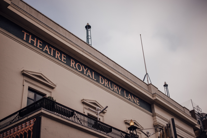 Theatre Royal Drury Lane, due for refurbishment