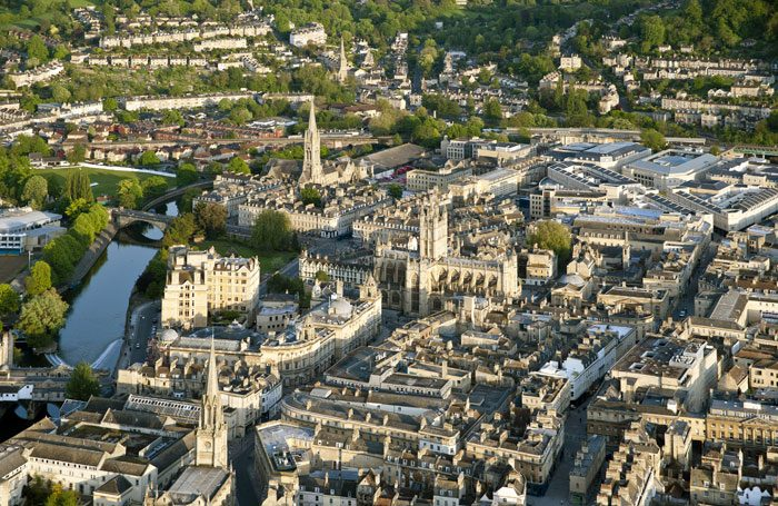 Bath. Photo: Andrew Desmond/Shutterstock
