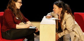 Cardboard Citizens will take its production Cathy to the House of Lords this month. Photo: Pamela Raith