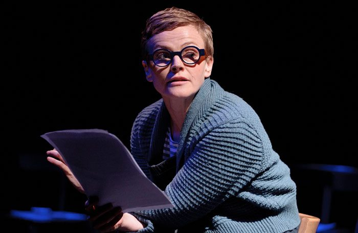 Maxine Peake at the Royal Exchange's first You, the Audience event