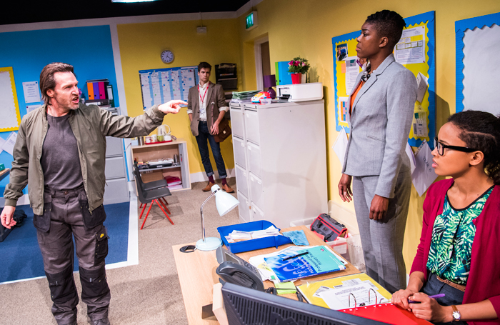 School play review at southwark playhouse london for School playhouse