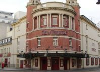 The New Theatre in Cardiff. Photo: Wikimedia Commons