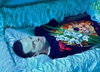 Andrew Scott in Hamlet at the Almeida. Photo: Miles Aldridge