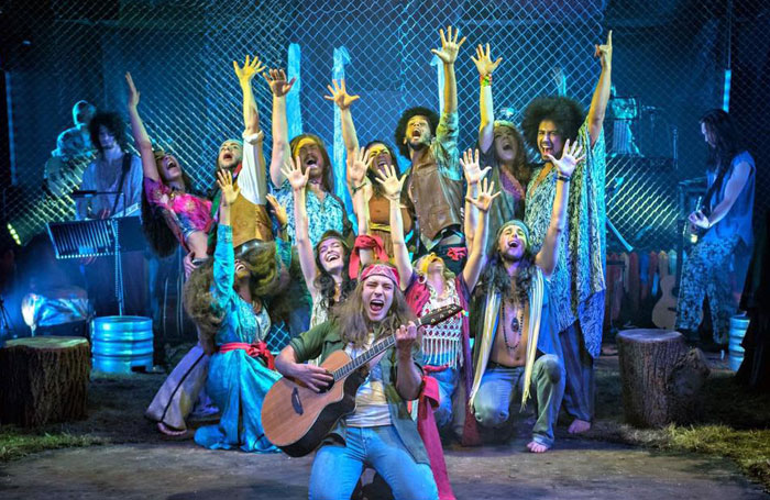 a critique of hair a production by theatre ufc From 8-tracks to i-tunes: your favorite 70s child stars, then and now entertainment september 26, 2016 the jacksons – now.