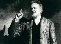 Alec McCowen in The Tempest at the Royal Shakespeare Company in 1993. Photo: Marilyn Kingwill