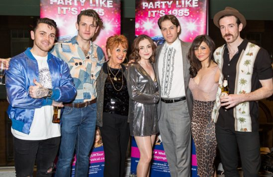 The Wedding Singer Press Night Curve Leicester