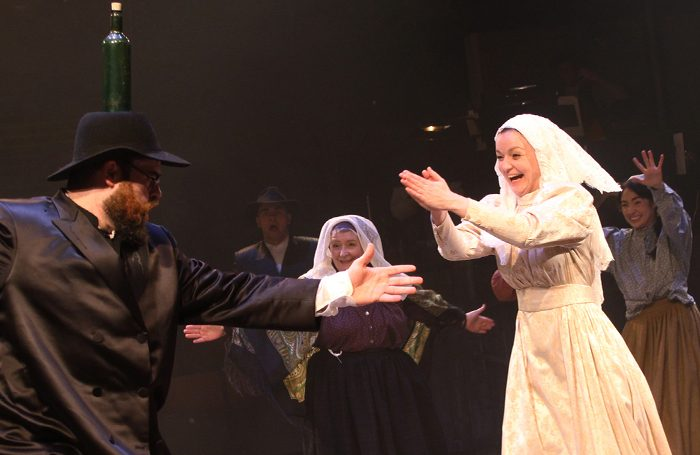 Fiddler On The Roof Review At Liverpool Everyman U2013 U0027a Bold And Thoughtful  Revivalu0027