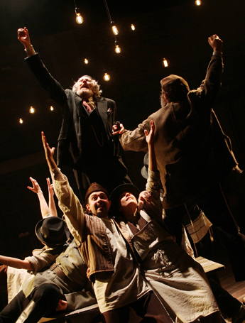 Daniel Evans Claimed That While Casting Fiddler On The Roof (