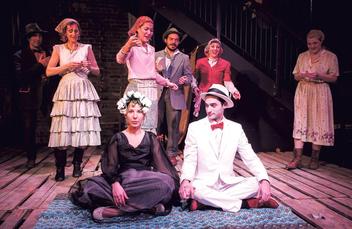 Spanish Drama Finds A London Home At Cervantes Theatre