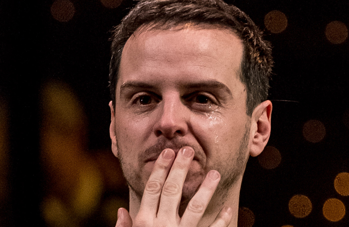 Image result for andrew scott hamlet