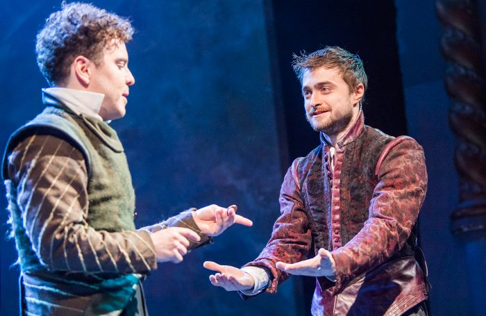 Image result for rosencrantz and guildenstern are dead old vic