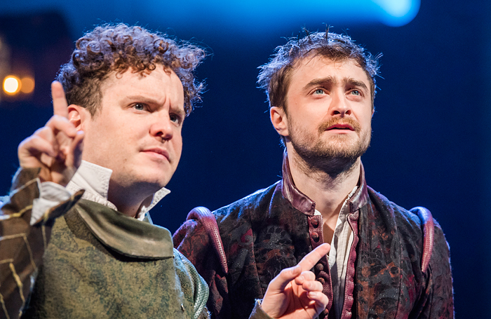 Rosencrantz And Guildenstern Are Dead Review At Old Vic