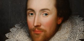 Cobbe's iconic portrait of William Shakespeare