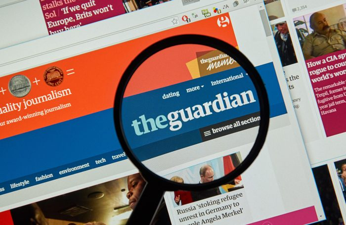 Lyn Gardner's theatre blog has been discontinued by The Guardian. Photo: Dennizn/Shutterstock
