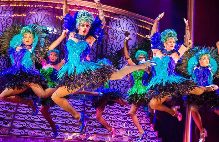 La Cage Aux Folles. Photo: Pamela Raith